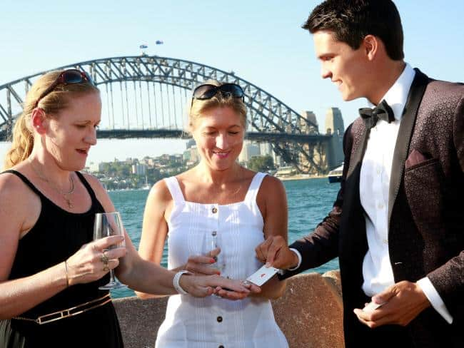 Dare Magician Circular Quay Sydney