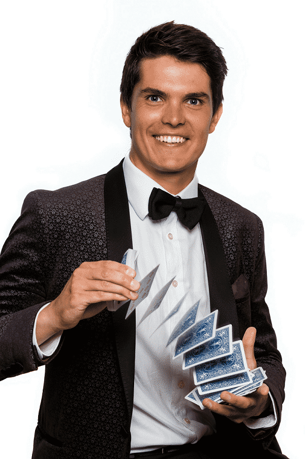 Trade Show Magician in Sydney - Dare