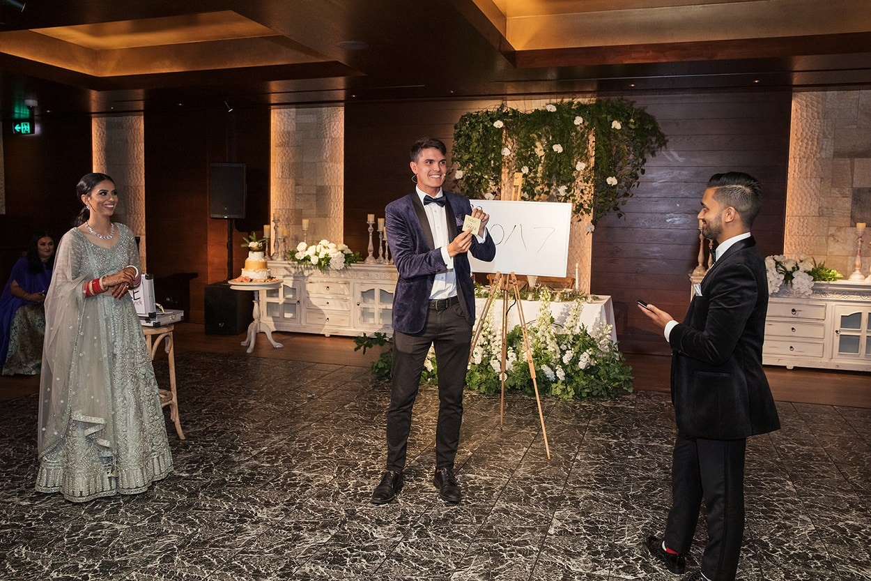 Wedding Magician Entertainment Sydney